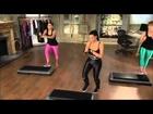 Kim Kardashian Butt Blasting Cardio Step