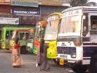 swakarya buss thozhilalikalude samaram othutheernnu 8 1 13 part1