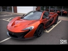 McLaren P1 - Exclusive First Look [Shmee's Adventures]
