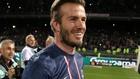 David Beckham To Retire  - ESPN