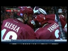 Mike Smith scores his first career goal! Coyotes Red Wings October 19, 2013