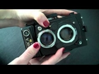 The Basic Parts to a Medium Format Camera