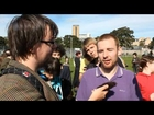 Tomska interview in Edinburgh - Pockets and Gabe