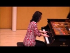 Dutilleux Sonata Op.1, 3rd movement (Choral et Variations) played by Sinae Lee