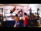 Beyond Wrestling - [Preview] #KOA (Sugar Dunkerton, Pinkie Sanchez, Aaron Epic) vs. Slaughterhouse