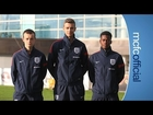ENGLAND YOUTH: Gunn, Smith-Brown and Barker Interviews