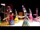 Karakattam Dance by Hindu Temple Kids