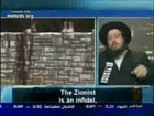 Jewish Rabbi Exposes Israel & calls the ZIONIST jews Infidels