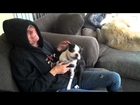 Animals Love 911 Animal Rescue with Candi and Parker Costa