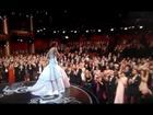 Jennifer Lawrence wins Best Actress in Leading Role Oscar 2013 + speech