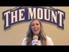 Mount St. Mary's Softball : Hayley Stankan Intro : 2013-2014