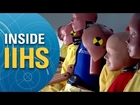 Inside IIHS: Crash test dummies at work