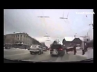 Winter Car Crash Compilation December In HD 2013