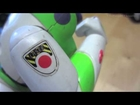 Buzz Lightyear Toys Action Figure Doll From the Toy Story Cartoon Movie w/ Sound Voice & Wings