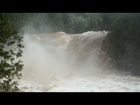 Gooseberry Upper Falls Flooding