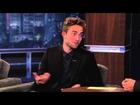 Robert Pattinson on Jimmy Kimmel Live PART 1