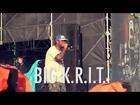 Big K.R.I.T. + Elzhi + MC Melodee x Cookin Soul live @ Boogie Down Breda festival