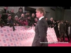 Bradley James On The Red Carpet At The National Television Awards 2