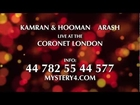 Kamran & Hooman + Arash Live in London