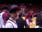 Miami Heat Miami Herald Academic Sportsmanship Honoree Philip Hernandez Feb. 2103