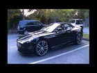 BRUTAL Aston Martin DBS Volante INSANE Revving and LOUD Acceleration!