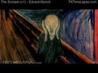 The Scream (v1) - Edvard Munch  (Animated Painting Loop 05)