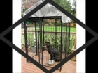 Lucky Dog Uptown Welded Wire Kennel Review-4-by-4-by-6 Foot CL60544