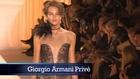 Milla Jovovich, Naomie Harris At Very Sexy Georgio Armani Prive Paris Fashion Show