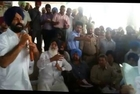 Sangat Darshan Badal Sahib Giving Respect To MLA Amrinder Singh Raja From Gidderbaha- SADB