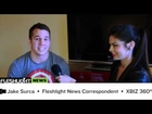 Chase Tysinger wins date with Alexis Texas at XBIZ 360 2013