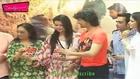Sex Bomb Neetu Chandra, Poonam Dhillon & Sonu Nigam Strikes Poses At Music Release Of 'Deswa'