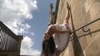 Model & Ballerina Maria Mogsolova in Prague   FTV