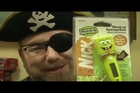 Try Not to Laugh- SpongeBob Rectal Thermometer Review Mike M