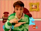 Blue's Clues Season 2 Theme 10