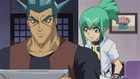 Yu-Gi-Oh! 5D's _ Courage and Power Dock Together! Synchro Summon! Power Tool Dragon
