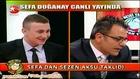 Sefa Doganay - Taklitleriyle - & Mesut Yar la - Uyan Türkiye  de 10.4.2011