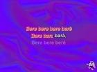 Alex Ferrari - Bara bara bara, Bere bere bere karaoke lyrics
