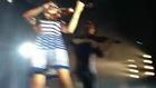 Gigue Nolwenn Leroy au Plessis-Trévise le 19/10/2012