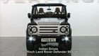 Overfinch Land Rover Defender 90 SVX : First Look