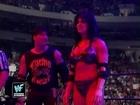 Chyna & Eddie Guerrero  Backstage Interview