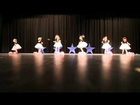 Kinsley - Preschool Dance Montage May 2012