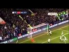 اهداف مباراة توتنهام هسوتبر 1-2 وست هام يونايتد رابطة كاس المحترفين الانجليزي 18-12-2013 [HD]